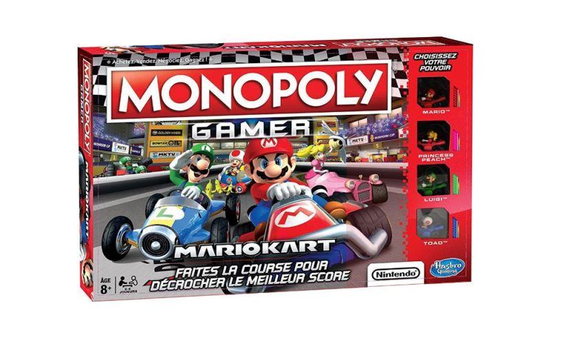 monopoly gamer mario kart d fiez vos amis d s le 20 juin metatrone. Black Bedroom Furniture Sets. Home Design Ideas