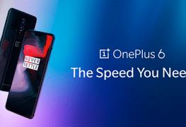 OnePlus 6 numéro 1