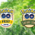 Pokémon GO summer tour 2018 safari zone fest