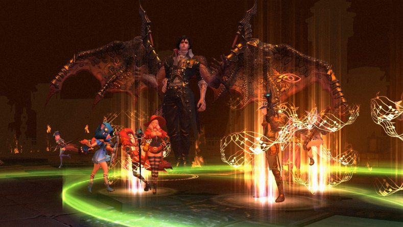 Royal Blood mmorpg mobile android ios 1