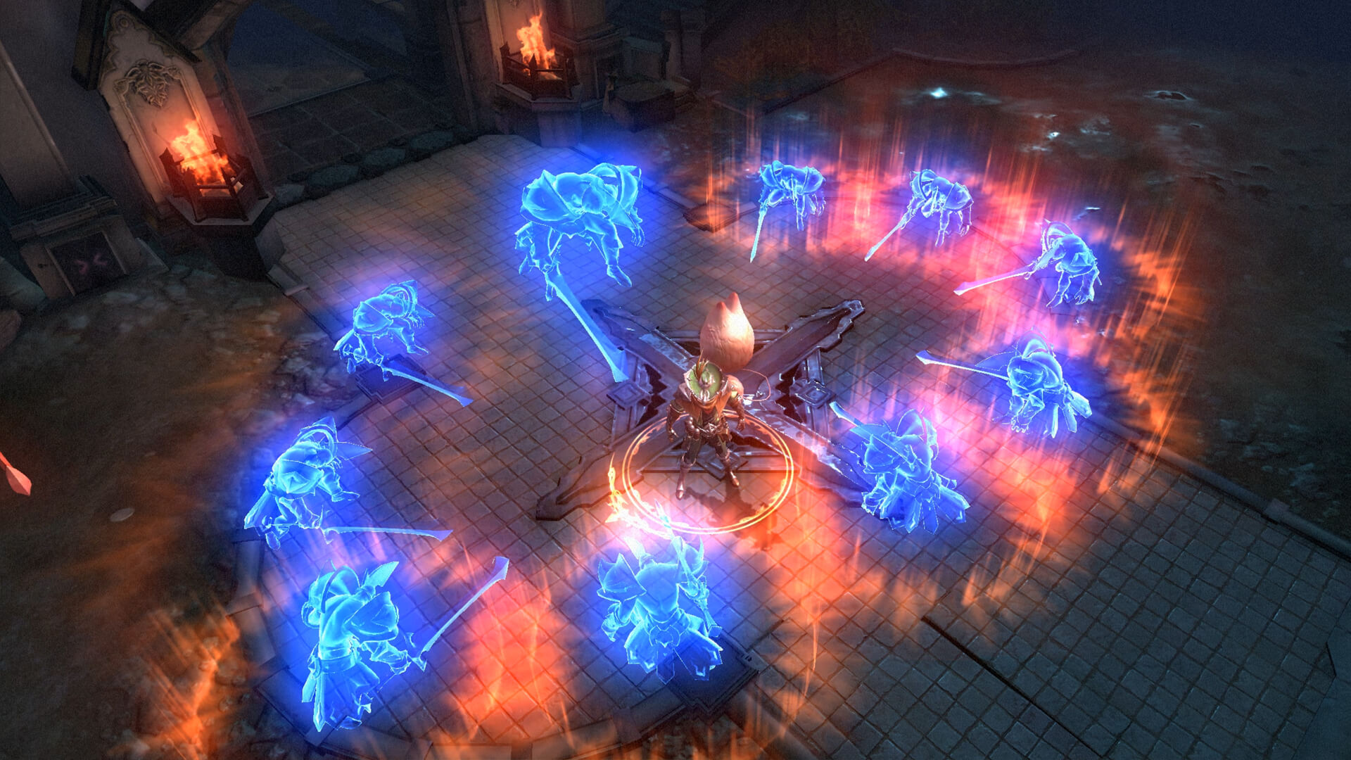 Royal Blood mmorpg mobile android ios 15