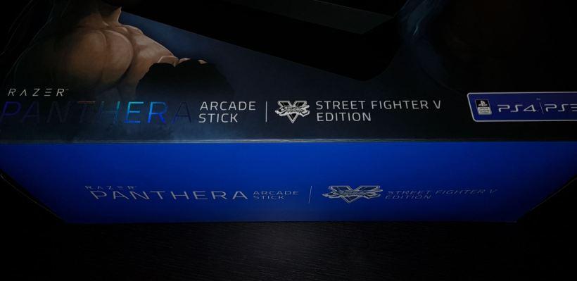 Test Razer Panthera Street Fighter V Edition 10