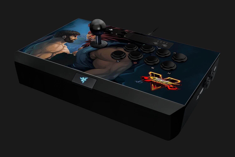 Test Razer Panthera Street Fighter V Edition 12