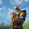 Thanos Avengers Fortnite Battle Royale