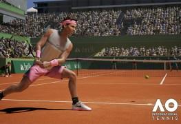 Mise à jour AO International Tennis