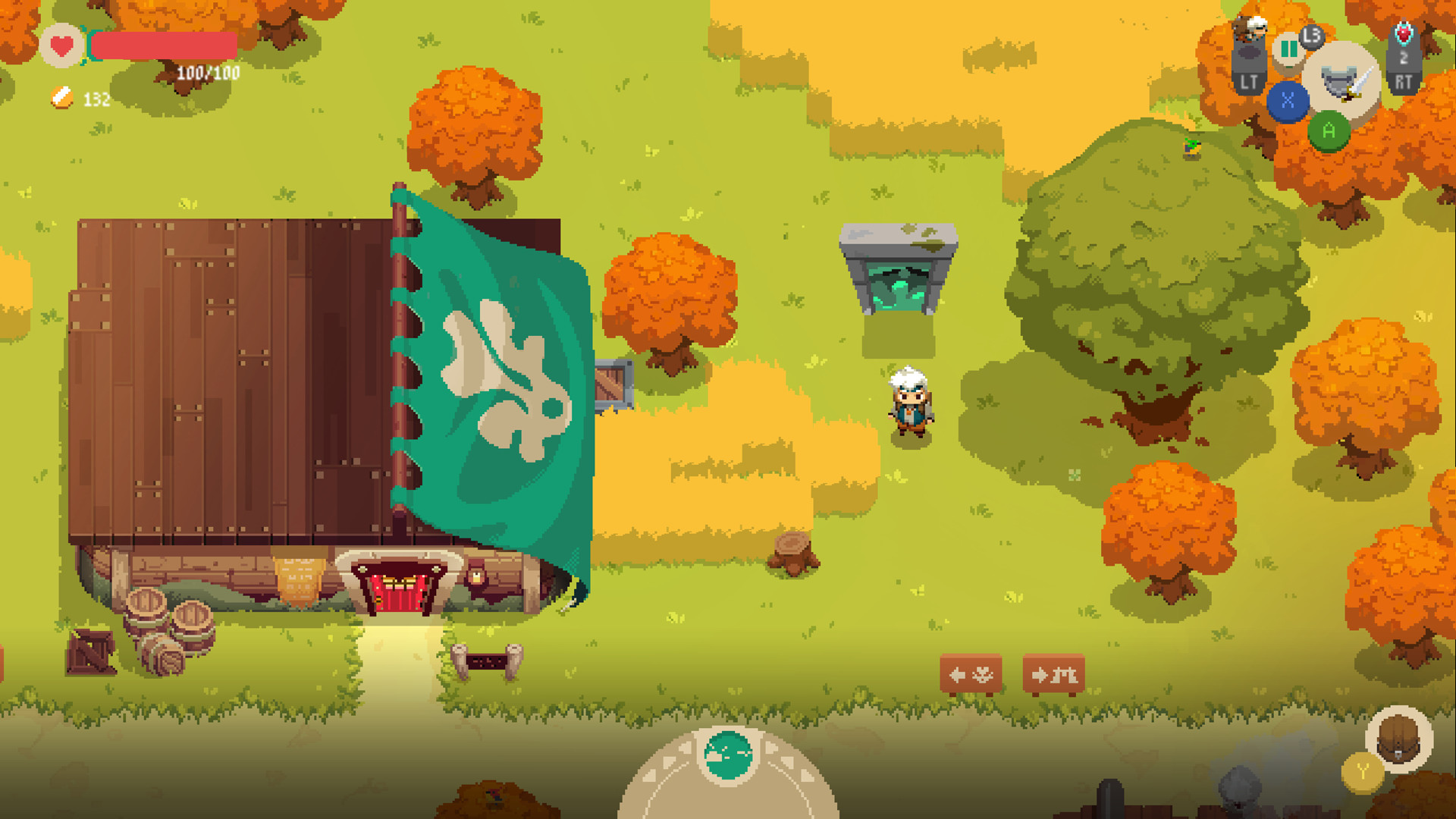 Test Moonlighter pc screen3