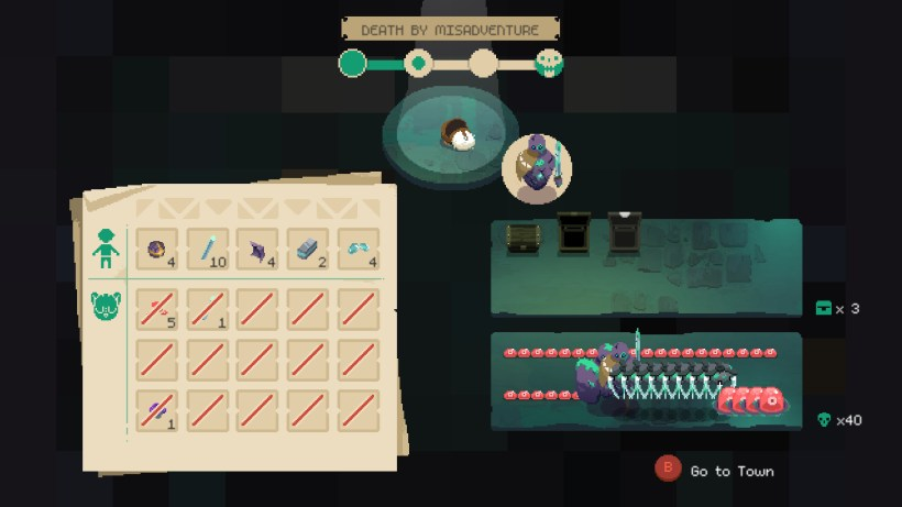 Test Moonlighter pc screen8