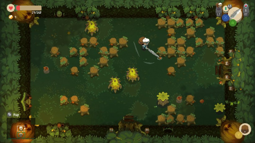 Test Moonlighter pc screen9