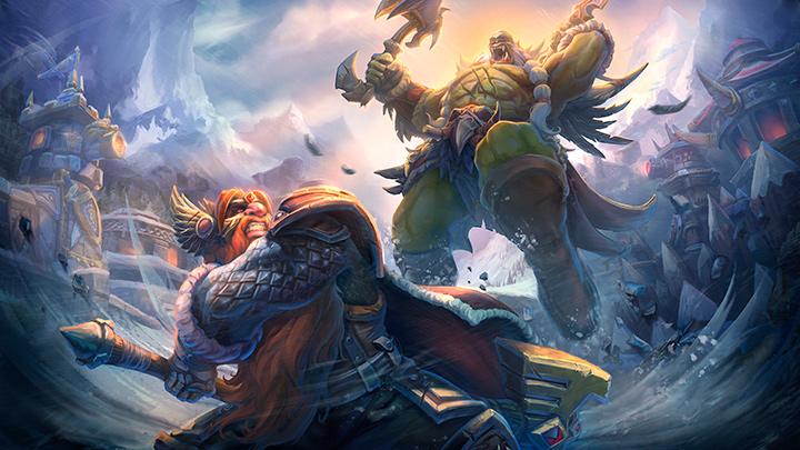 Warcraft débarque dans Heroes of the Storm