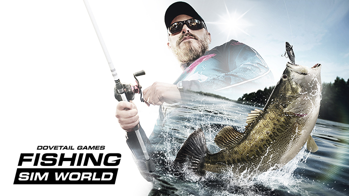 Dovetail Games Fishing Sim World date de sortie 1