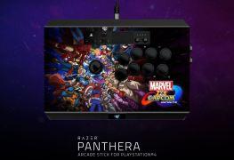 Razer Panthera Marvel vs Capcom 2