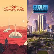 mise à jour du PlayStation Store du 23 juillet 2018 Cities Skylines + Surviving Mars