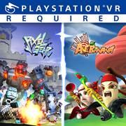 mise à jour du PlayStation Store du 23 juillet 2018 OASIS GAMES SHOOTER VR BUNDLE