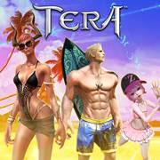 mise à jour du PlayStation Store du 23 juillet 2018 TERA Swimsuit Trio Pack