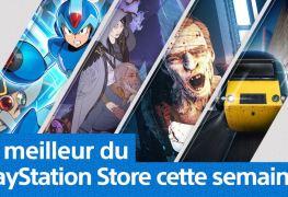mise à jour du PlayStation Store du 23 juillet 2018