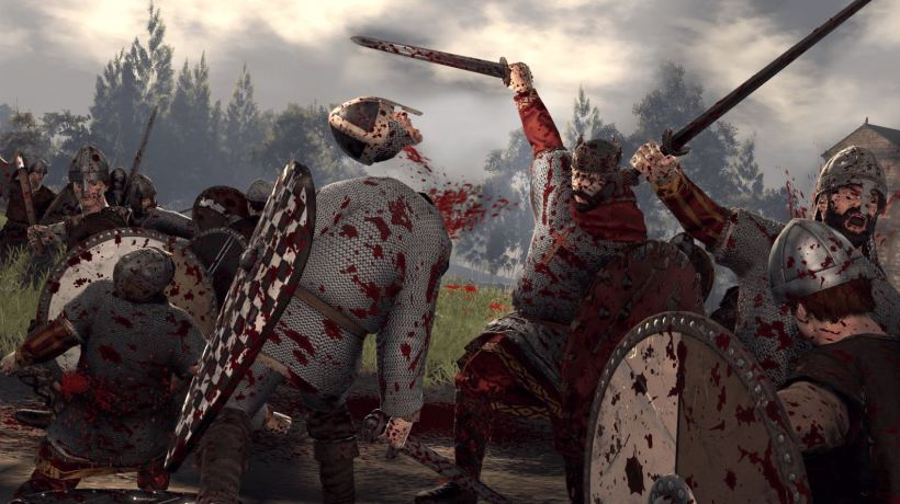 A Total War Saga Thrones of Britannia update steam 12