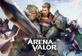 Arena of Valor nintendo switch ios android