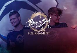 Blade and soul tournament