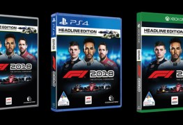 F1 2018 disponible pc ps4 xbox one