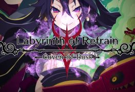 Labyrinth of Refrain Coven of Dusk ps4 nintendo switch