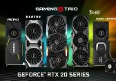 carte graphique MSI Geforce RTX 20 series