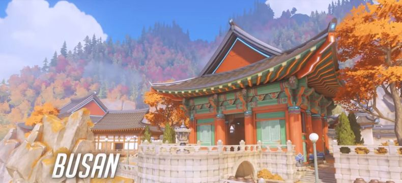 Busan overwatch