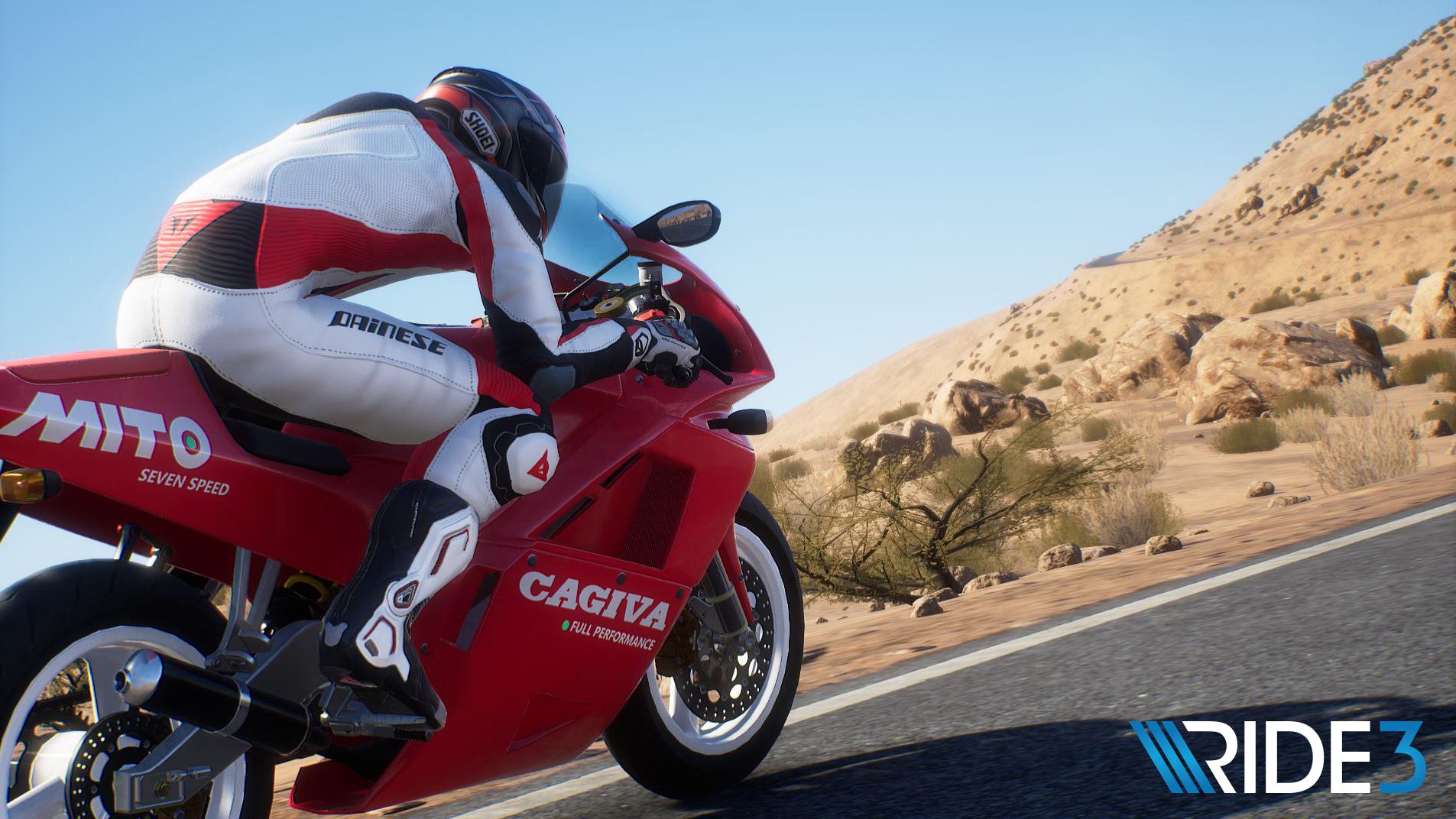 Ride 3 liste des motos1