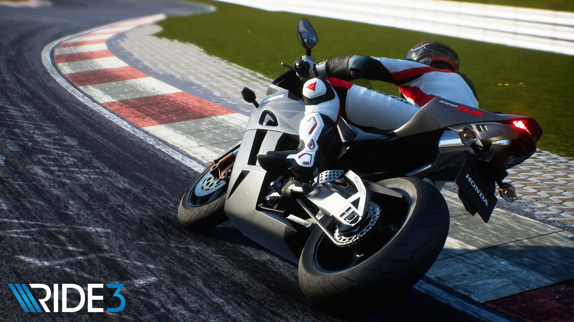 Ride 3 liste des motos5
