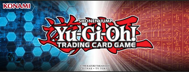 Yu Gi Oh! JCC training card logo