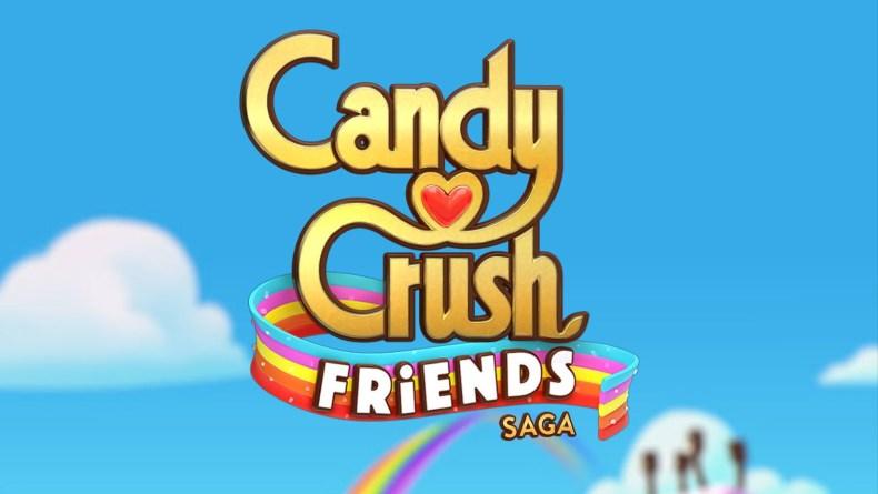 Candy Crush Friends Saga ios android