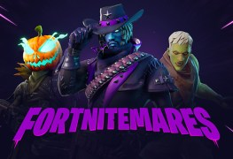 Fortnite Cauchemars 2018 skins free