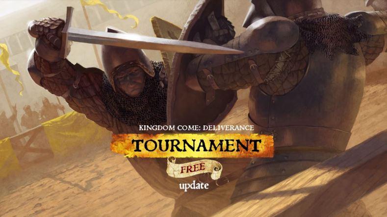 Kingdom Come Deliverance Tournament free dlc