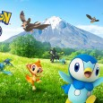 Pokémon GO pokémon Sinnoh