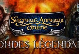 le seigneurs des anneaux online les mondes légendaire
