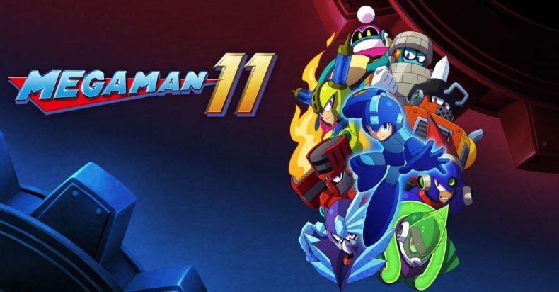 sortie Mega Man 11