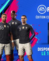 FIFA 19 Édition Collector 2 Étoiles une