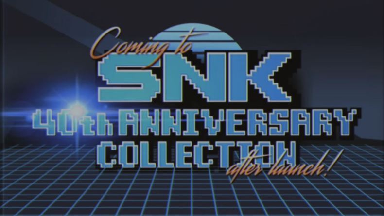 SNK 40th ANNIVERSARY COLLECTION - Free DLC Bundle 2