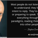 Conversations in My Classroom: Truth, Listening, and Understanding
