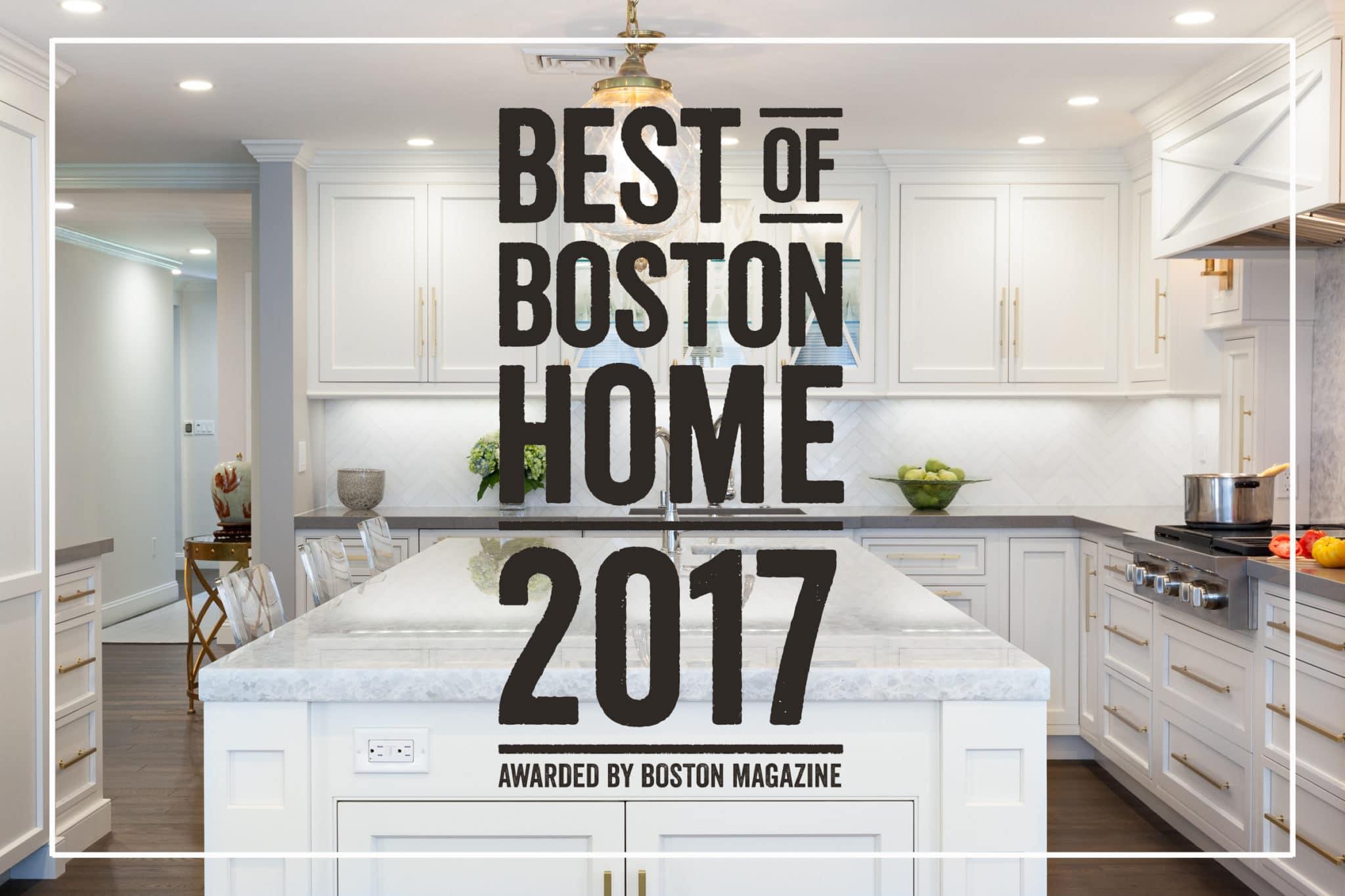 metcabinet kitchen cabinets and countertops Metropolitan Wins Best of Boston Award