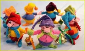 Фото ёлочных игрушек гномов