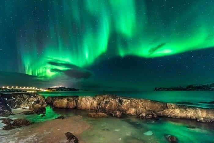 Fotos: Tormenta geomagnética deja ver espectaculares auroras el fin de semana