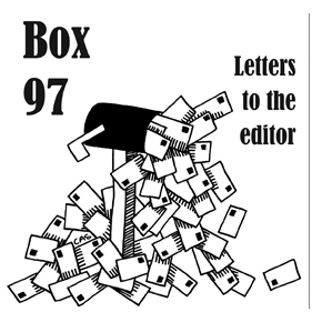 Letters to the editor: Oct. 16, 2013