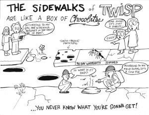 Twisp Sidewalks