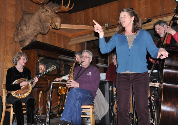 The good times are over at the Antlers, home to many a Hottell Ragtime Jazz Band gig for several decades. File photo by Sue Misao