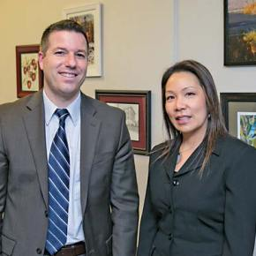 Twisp Mayor Soo Ing-Moody honored by Cantwell as 'Woman of Valor'