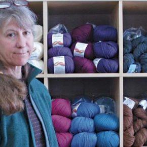 Knack for knitting inspires new shop at TwispWorks