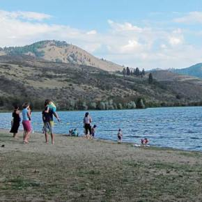 Pearrygin Lake State Park readies for another busy season