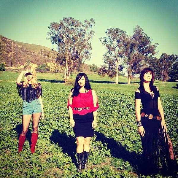 They've been compared to the early Dixie Chicks because of their lush three-part harmonies backed by acoustic guitar, mandolin and violin in vibrant live shows. Calico the Band, a Los Angeles-based trio whose members write their own songs, appears at 7 p.m. Saturday at the Old Schoolhouse Brewery in Winthrop. Photo courtesy CALICO the band
