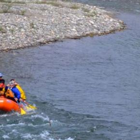Now is prime time for floating the Methow's whitewater