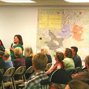 County hears criticism, praise for fire response